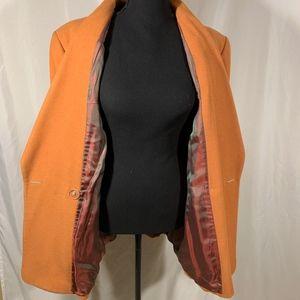 Escada Jackets & Coats - Laurel by Escada Tangerine Jacket